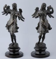 Angeli cerifori - Angels Candle-holders